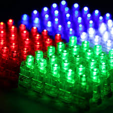 Led Light Halloween Costume by Amazon Com Etekcity Finger Lights Bright Led Party Favors Party