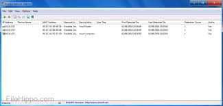 wireless network watcher apk wireless network watcher 2 16 filehippo