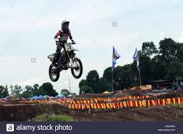 motocross bikes philippines jump during a motocross race stock photos u0026 jump during a