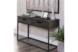 Sofa Table With Drawers Anson Sofa Table Living Spaces