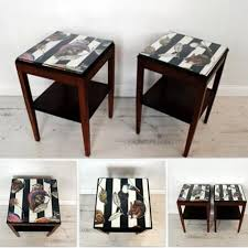 Upcycled Side Table Tracy Bourne Boogaloo Boutique Instagram Photos And Videos