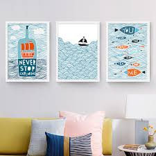Nautical Painting Online Get Cheap Nautical Painting Aliexpress Com Alibaba Group