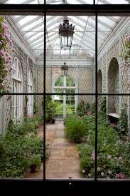 arboretum with trellis walls l badminton gloucestershire villa