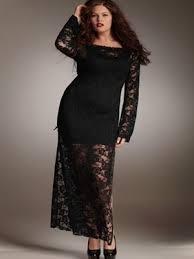 long dress plus size lace i love long dress