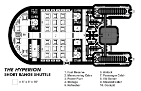 rpg floor plans sci fi spaceship maps creative commons licensed maps paratime