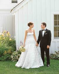 wedding attire proper wedding attire etiquette martha stewart weddings