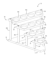 patent us20140027983 tiered beer pong device google patents