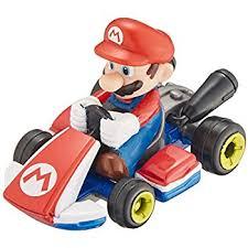 amazon oliasports mario kart cars pull backs figure toys