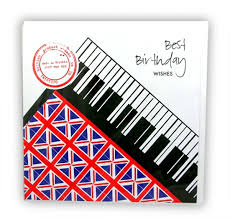 piano birthday card music birthday cards musical gifts online