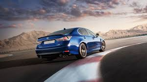 lexus sports car blue lexus gs f sports sedan lexus uk