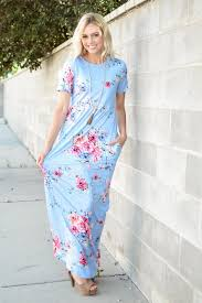 light blue floral maxi dress light blue floral maxi dress you can never go wrong with a floral