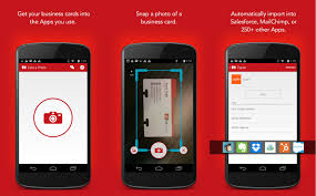 scanner app for android featured top 10 business card scanner apps for android