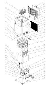 magic chef chest freezer parts model mccf7wbx sears partsdirect
