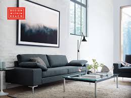 Costura Sofa Commercial Interior Design Commercial Interiors - Design within reach sofa