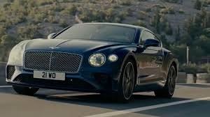 all new 2018 bentley continental gt youtube