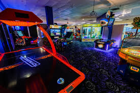 playdium lite games room fleetway