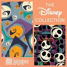 disney villains and nightmare before lularoe has launched
