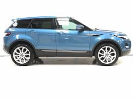 range rover evoque land rover used mauritius blue land rover range rover evoque for sale
