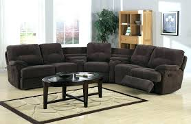 bennington casual 3 piece power reclining sectional sofa by