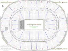 Key Arena Floor Plan Fan Guide A To Z New Orleans Pelicans Floor Plans Ernest N Morial