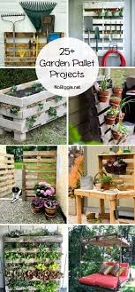 Garden Pallet Ideas 25 Garden Pallet Projects