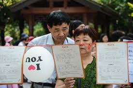 Seeking Blind Date Blind Date Event Held In China S Hangzhou All China S