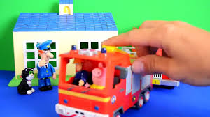 fireman sam pontypandy jupiter venus 4x4 peppa pigs fire engine