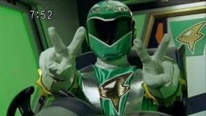 green power ranger character comic vine