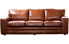 Large Leather Sofa Leather Sofas In London Revistapacheco Com