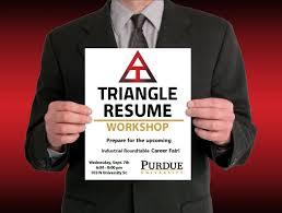 Purdue Resume Purdue Triangle Purduetriangle Twitter