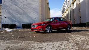 mazda lineup 2017 2017 mazda 6 grand touring review