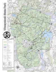 Boston Bike Map by Friends Of Wompatuck