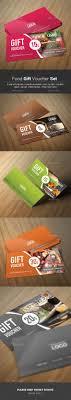 discount restaurant gift cards 99 best gift voucher design images on gift voucher
