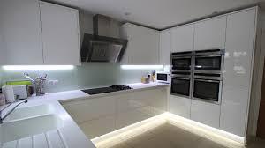 modern kitchen design idea u shaped kitchen modern design normabudden com
