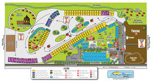 La Zoo Map Acton California Campground Acton Los Angeles North Koa