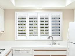 kitchen window shutters interior kitchen window shutters kitchen interior shutters for kitchen