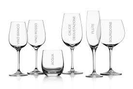 bicchieri design ichendorf collezione sonoma acqua set 6 bicchieri newformsdesign