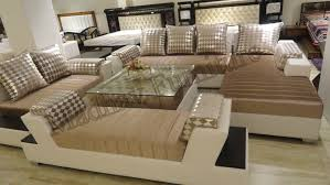 Sofa For Lobby Fadnez Deals With Wooden Furniture Office U0026 Home Furniture