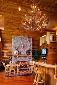 Beautiful Log Home Interiors 280 Best Timber And Pole Barn Houses Images On Pinterest Pole