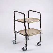 table roulante cuisine desserte de table roulante mobilier ergonomique tous ergo