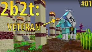 2b2t Map 2b2t Encountering A Veteran 1 Youtube