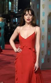grey dress red lipstick fashion dresses