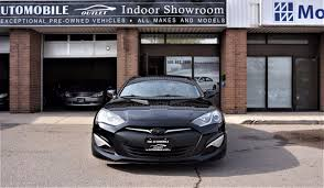 2013 hyundai genesis coupe the automobile outlet