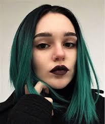 best 25 green hair ideas on pinterest dark green hair green