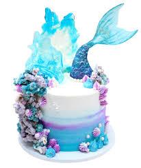 mermaid cakes mermaid buttercream cake class jandakot wa