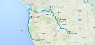 road map northwest usa 500px the photographer community go on an