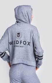 wildfox beverly hills stripe milkrun hoodie special wildfox