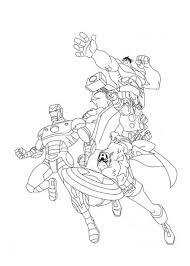 coloriage gratuit avengers excellent coloriage avengers team hulk