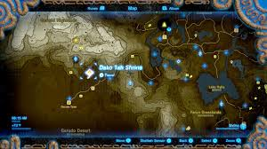 zelda breath of the wild guide dako tah shrine puzzle solutions