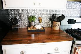 rocky bella butcher block counter